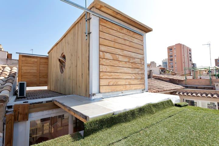 Container home, a unique house! - Palma de Mallorca