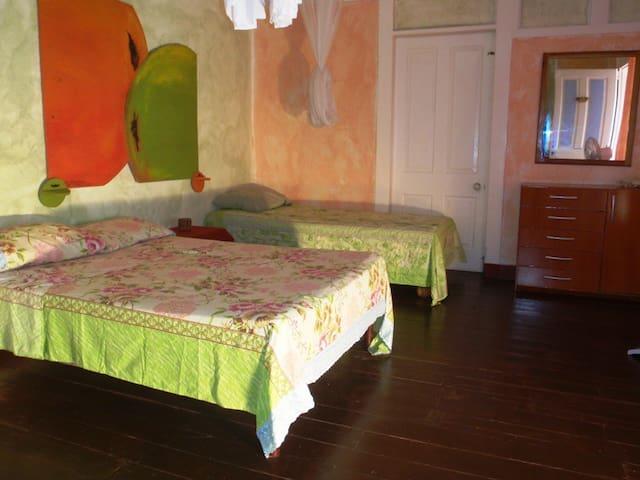 #5 charming villa (private beach) - Oracabessa - Oda + Kahvaltı