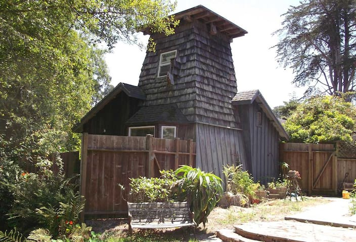 The Water Tower - Fort Bragg - Cabane