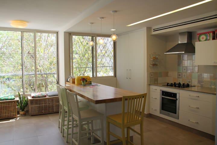 Stylish 3 bedroom flat in Ramat-Gan - Ramat Gan