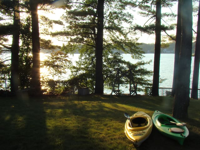 Comfy & Tranquil Two-room Spacious Lakeview Suite! - Tyngsborough