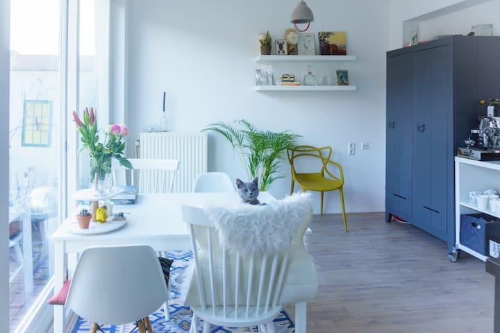 Cosy, spacious room in Utrecht City - Utrecht - Hus