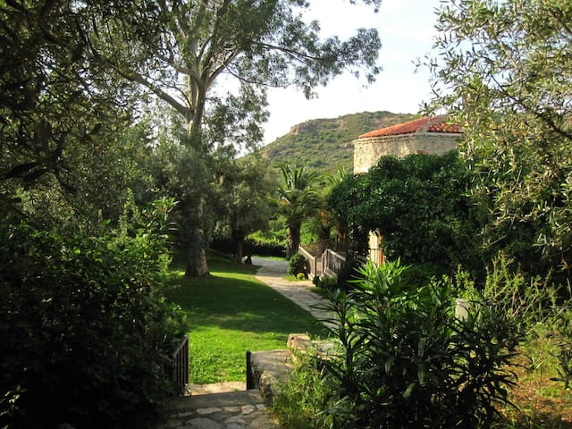 Secret Garden Stone House - Bodrum  - Hus