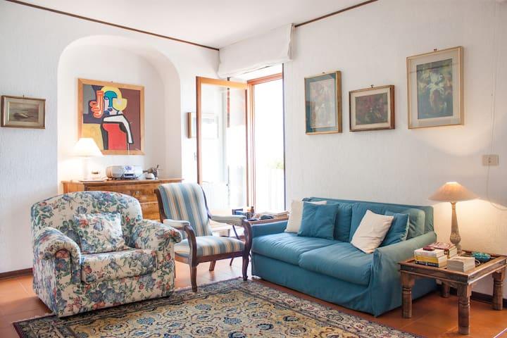 beautiful house on lugano's lake - San Mamete - 獨棟