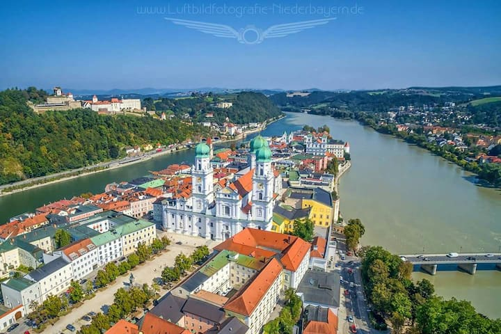 Exclusive flat in historic centre - Passau - Leilighet
