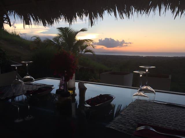 Luxury villa 4 chambres - Rio San Juan - Hus