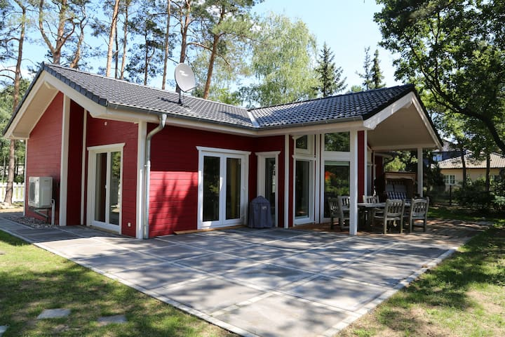 SjöHus the holiday home - Am Mellensee - Hus