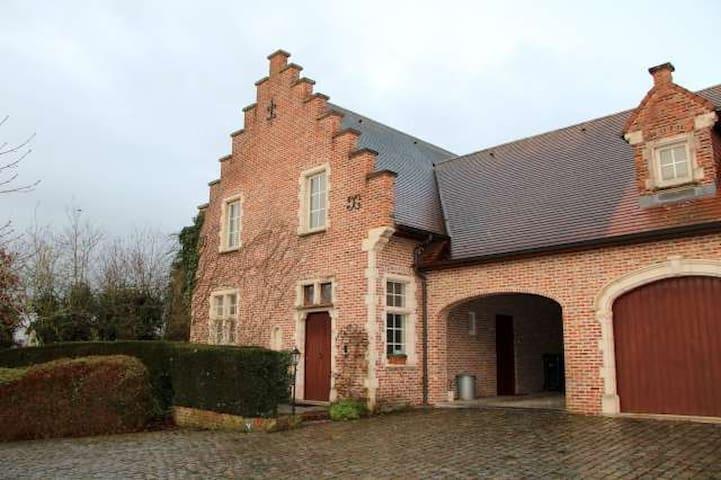 Gezellige studio middenin de Vlaamse Ardennen - Brakel - Daire