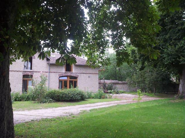 Séjour detente et bord du Loing - Montigny-sur-Loing - Apartamento
