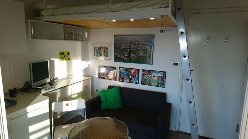micro apartment nine sq.m - Seregno - Wohnung