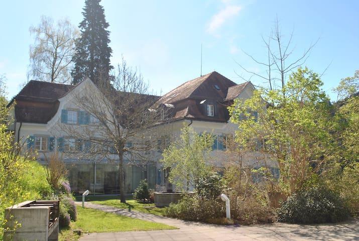 Wirkstatt Auboden: ankommen  ausatmen  auftanken - Mogelsberg - Gästhus