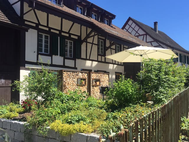 BnB In The Green - Rüdlingen - Bed & Breakfast