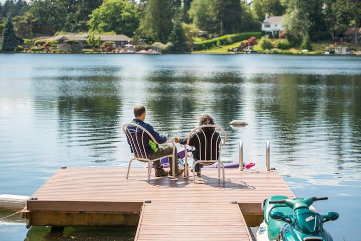 Lakefront Retreat - Lakewood - Leilighet