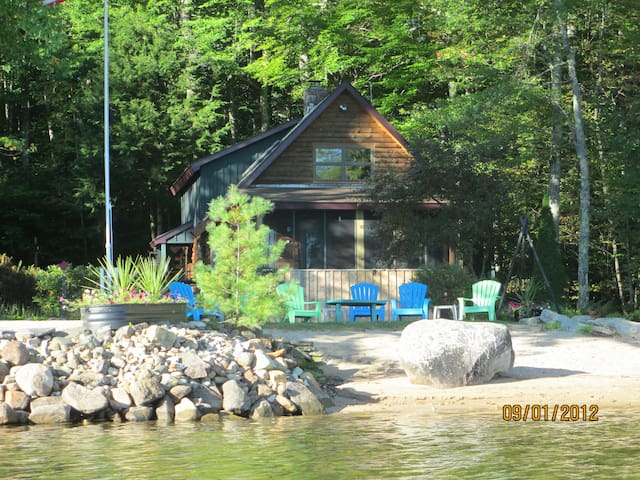 Up Country on Lake Wentworth - Wolfeboro - 단독주택