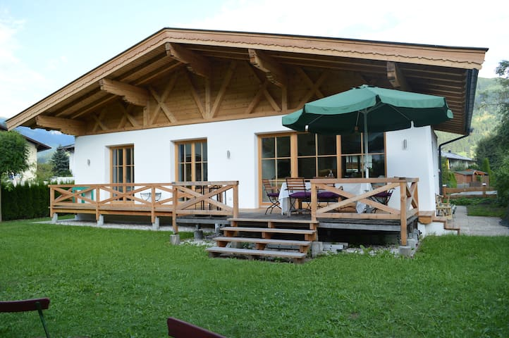 Cosy familyhome with mountain view  - Zell am See - Casa