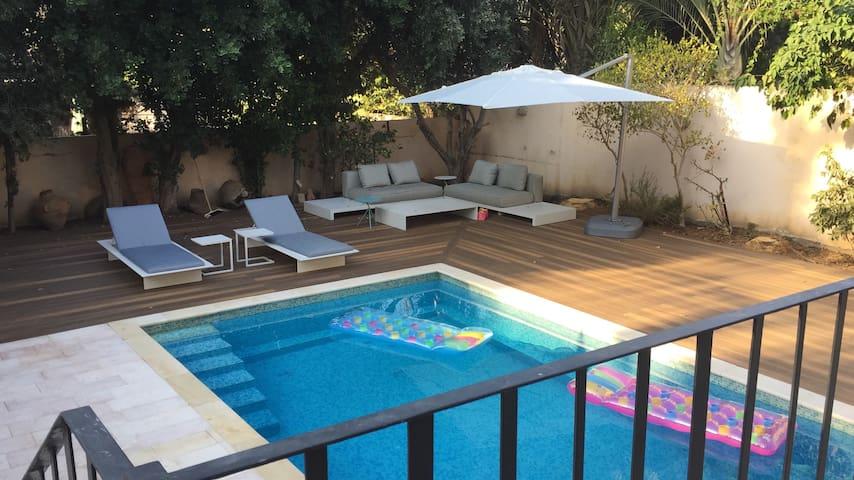 Topaz Luxurious Villa - Caesarea - Huis