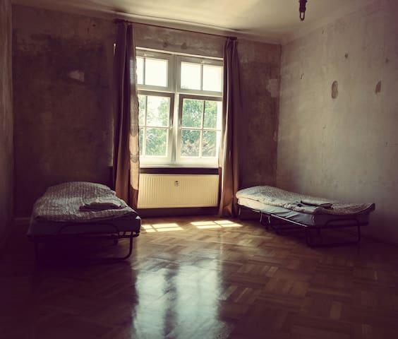 Apartment gute Lage, hell, ruhig - Leipzig - Bed & Breakfast