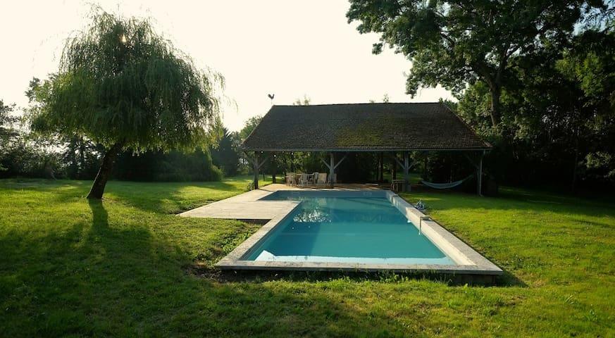 Big & Beautifull holiday - Bassoues - Ev