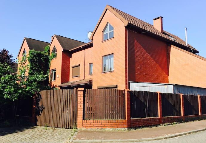 Zefir (Zephyr) – ein schönes Haus in einer ruhigen - Warszawa - Haus