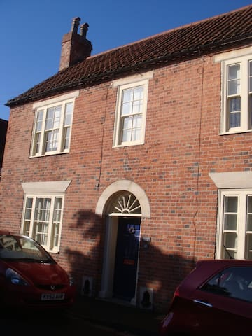 Whole home for 8 near Belvoir Castle, NG13 0BW - Bottesford - Hus