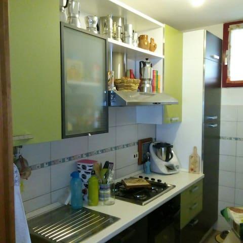 A casa di Dona - Bussoleno - Lägenhet