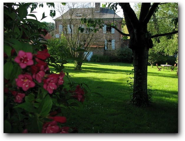 Weldadige oase in Picardie /Delightful oasis in P. - Heucourt-Croquoison - Casa