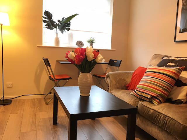 Modern first floor self contained apartment. - Wolverhampton - Appartement