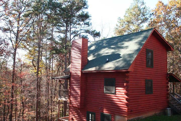 Someplace Special - Ellijay - Zomerhuis/Cottage