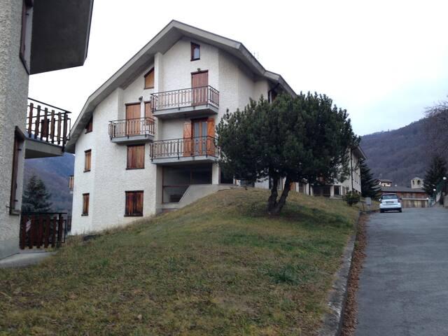 bilocale  in complesso residenziale - Sampeyre - 公寓