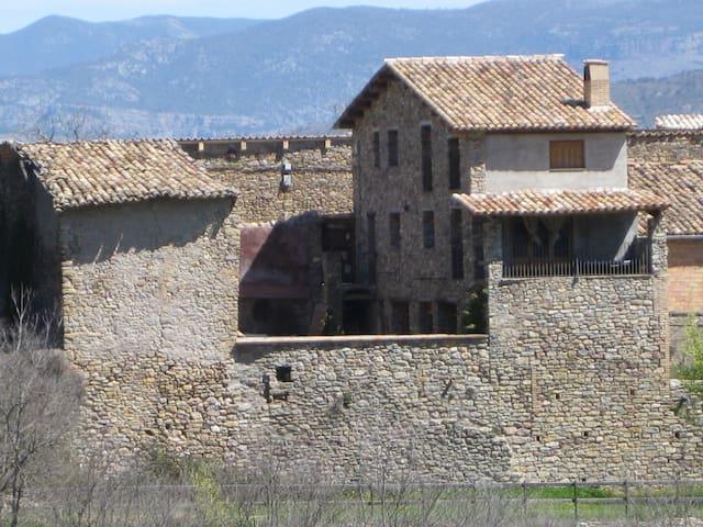 Casa típica en los Pirineos - Salàs de Pallars