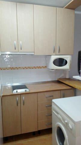 Ap. 1 dormitorio en cartagena - Playa Honda,Cartagena  - Lägenhet