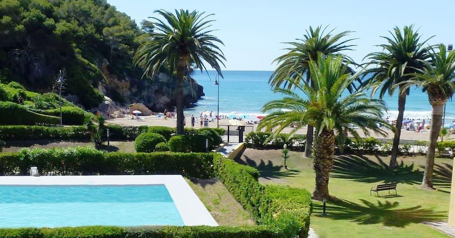 apartamento en primera linea de mar - Tarragona