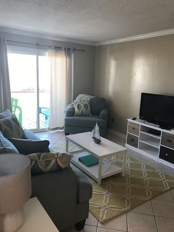 Beautiful apartment right across from the beach - Gulf Shores - Departamento