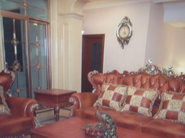 Independent warm bed - Ozorków - Lägenhet