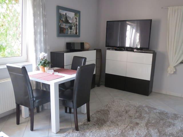 Schönes neues Apartment in Koblenz - Koblenz - Daire