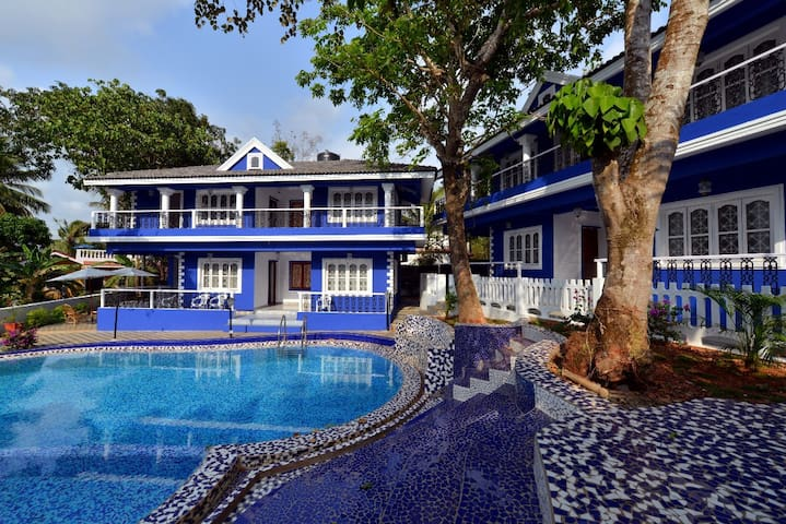 Gorgeous Country Villa in North Goa - 西奧利姆(Siolim)