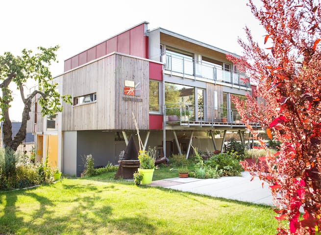 Modern gestaltetes Gästehaus  - Zeulenroda-Triebes - Konukevi