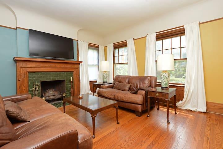 Huge 4BD Historic Detroit Home - Détroit - Maison