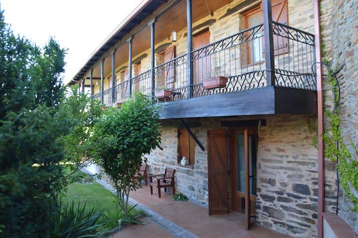 Bonita casa de pueblo en San Pedro de Olleros - San Pedro de Olleros - Hus