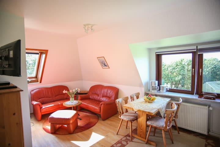 Haus Deblitz - Wohnung 2: Meeresbrise 37m2 - Tümlauer-Koog