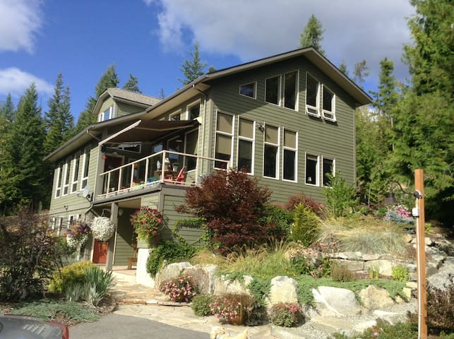 Mountainview Suite - Central Kootenay F - Huis