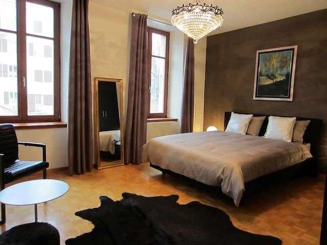 Joli appartement - La Chaux-de-Fonds - Lägenhet