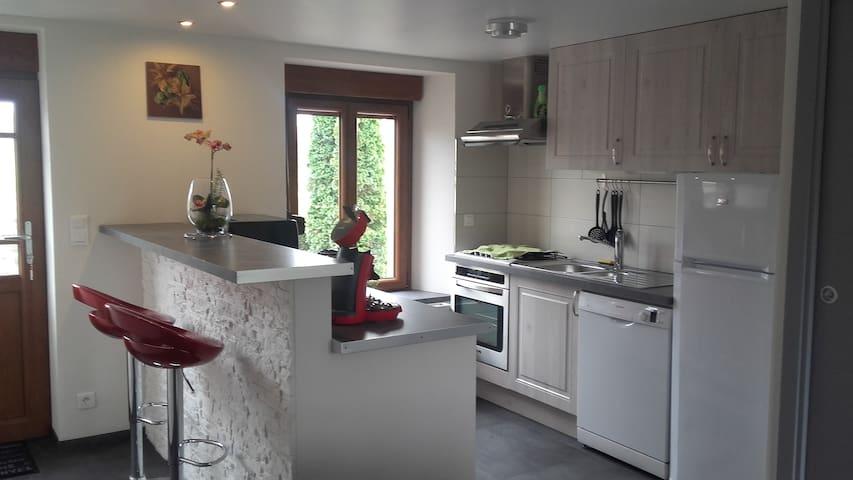 Les Cerisiers - Fougerolles - Appartement