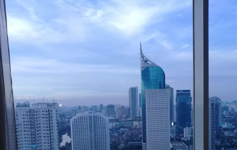 Citylofts Sudirman One Bedroom Penthouse Apartment - Jakarta - Leilighet
