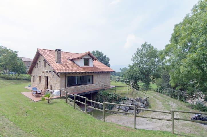 Preciosa casa en Cabarceno - Penagos - Hus