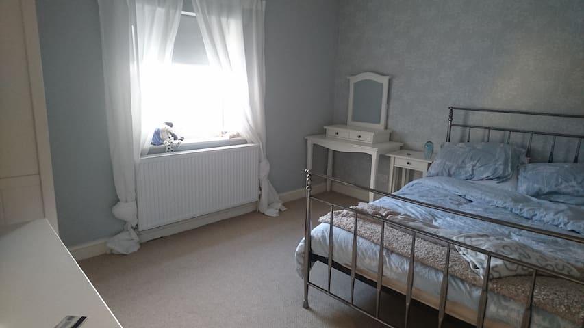 Cosy Double Room close to Riverside. - Knaresborough - Hus