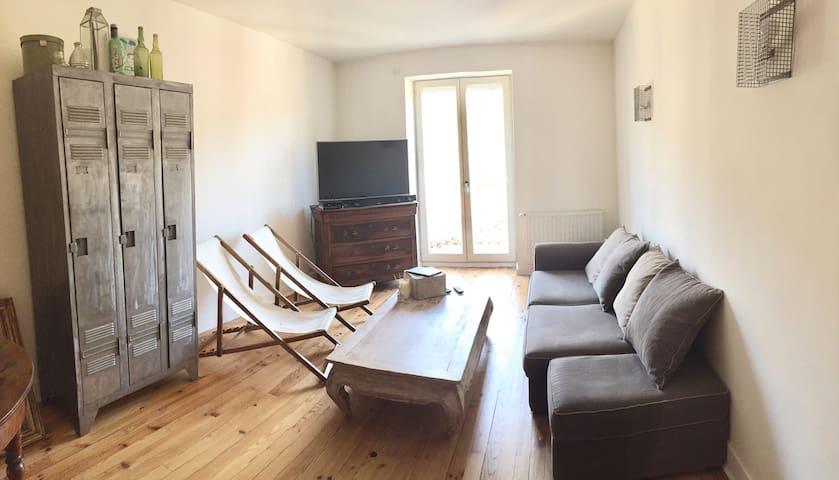Appartement bords de Loire - Saint Paul en cornillon  - Lägenhet