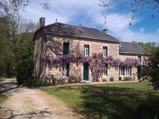 'Maison calme proche du futuroscope - Montamisé - Bed & Breakfast