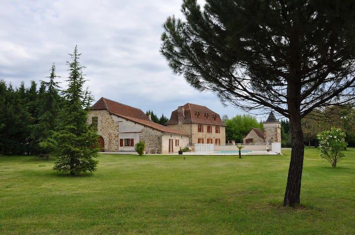 Domaine de l'Asenon Lou Segal - Causse-et-Diège - Lägenhet