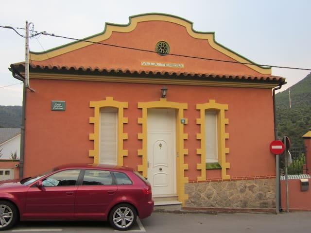 Casa en Parque Natural del Montseny - Figaró-Montmany